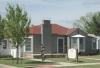 Corc Buşun Texasın Odessa şəhərindəki uşaqlıq evi